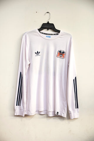 The Hundreds x Adidas Skateboarding L/S T-Shirt