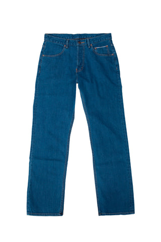Blue Wash Denim (Relaxed)