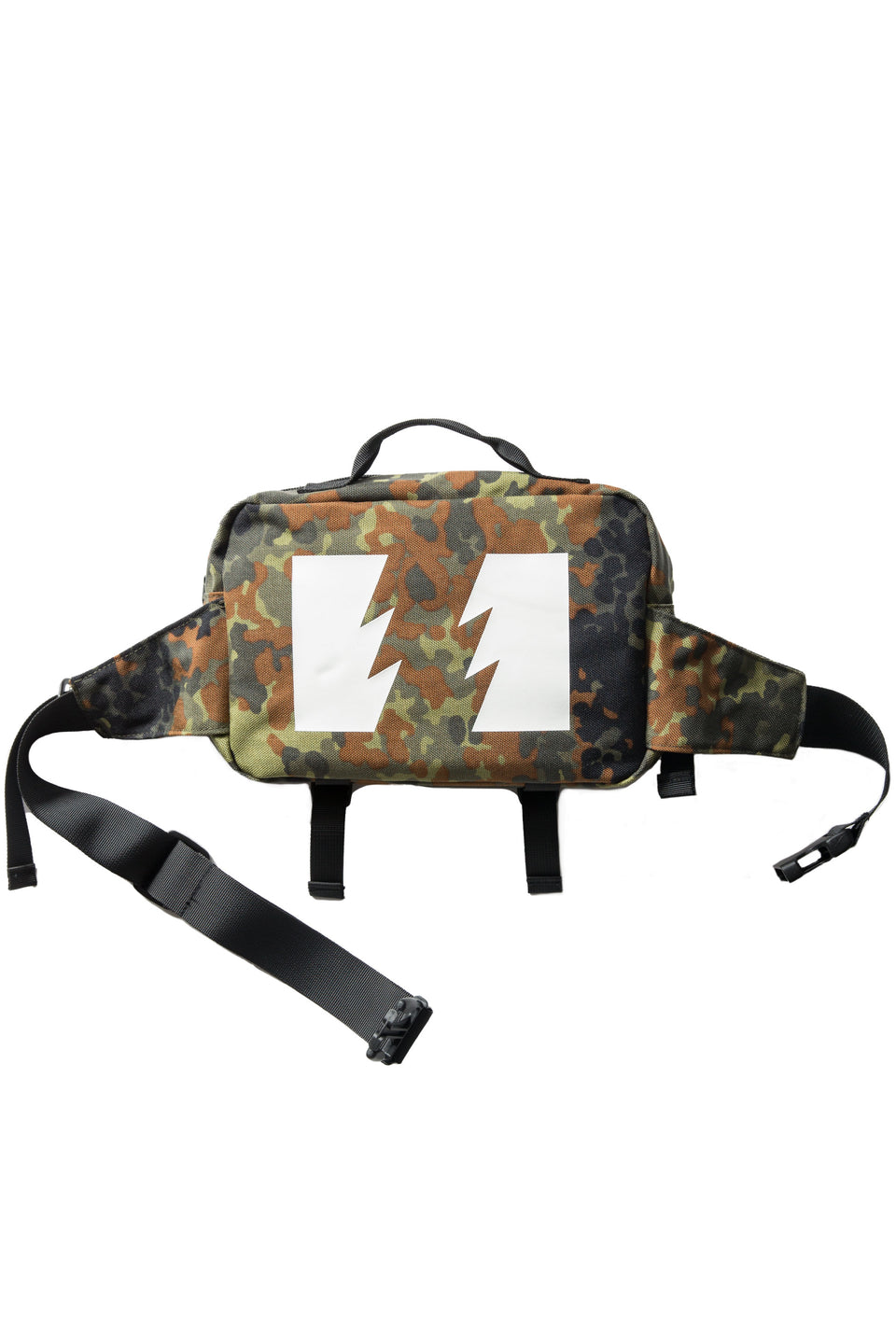 Camo Bar Logo Bag