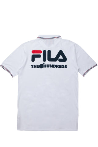 The Hundreds X Fila Polo