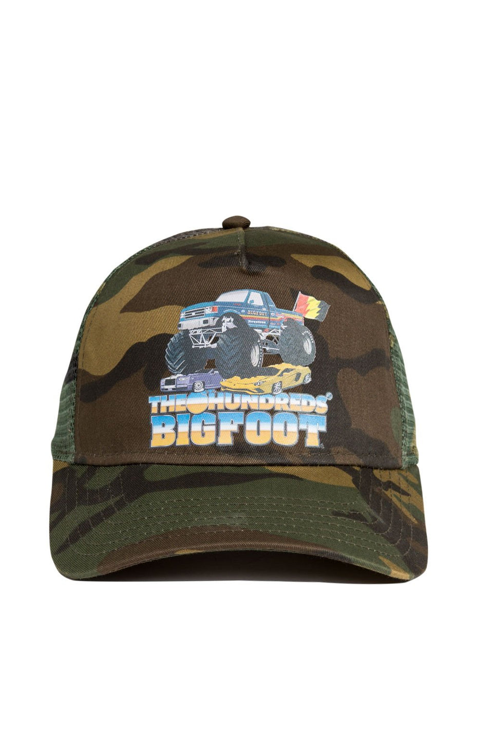 Power Trucker Snapback