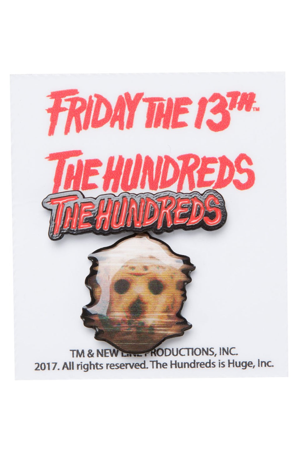 Friday the 13th Pin Set