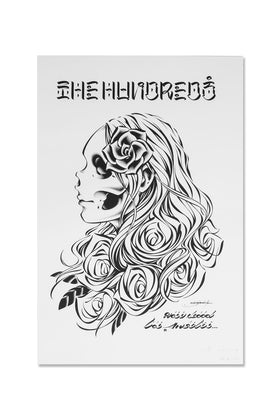 The Hundreds by Usugrow Signed Print