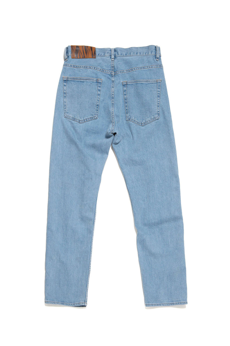 Light Washed Denim (Relaxed)