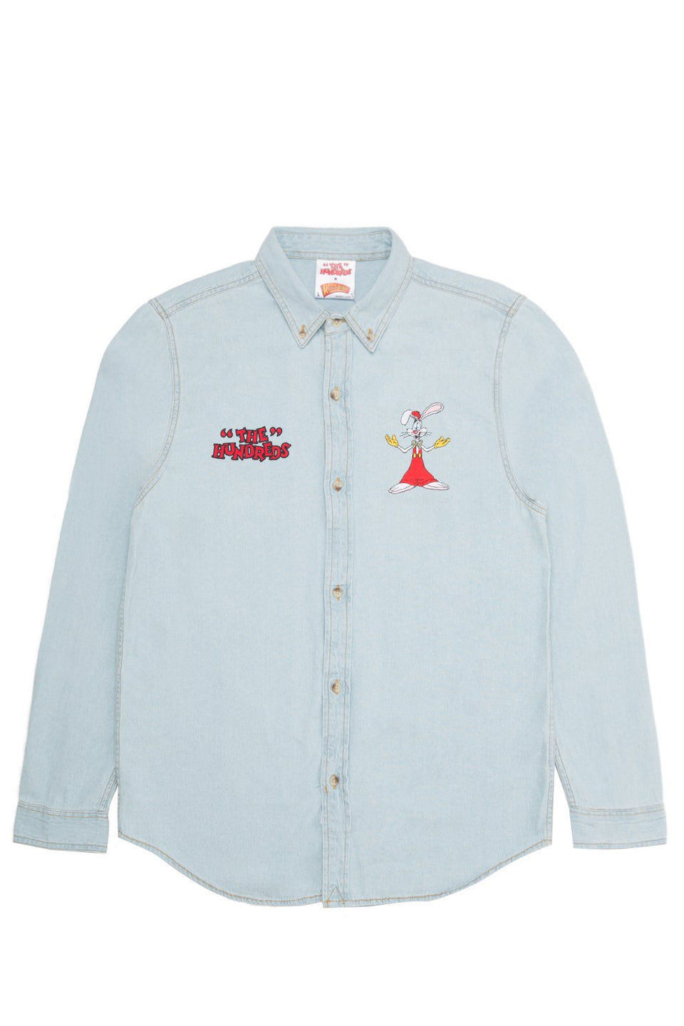 Souvenir Button-Up