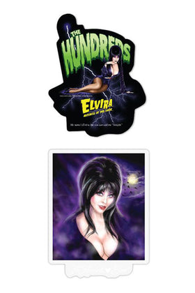 Elvira Stickers (2-Pack)