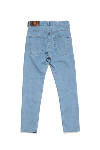 Light Washed Denim (Straight)