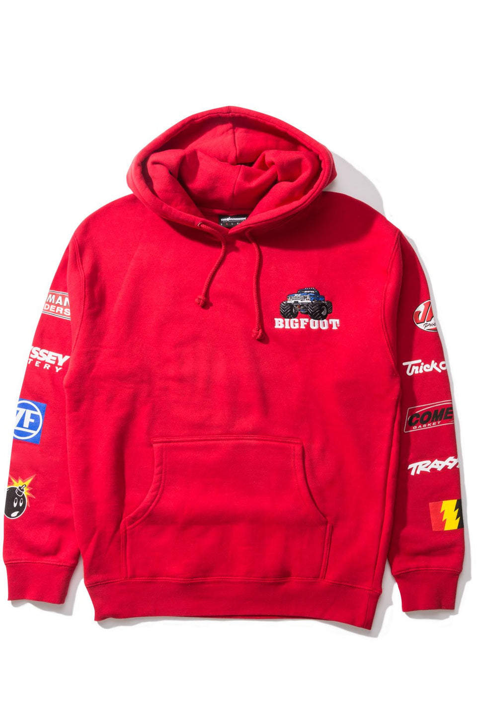 Support Pullover Hoodie