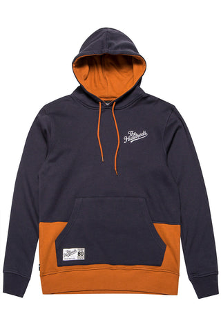 Miles Pullover Hooded Sweatshirt