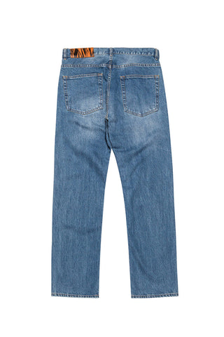 Medium Wash Denim (Relaxed)