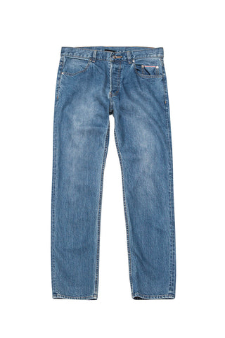 Medium Wash Denim (Straight)