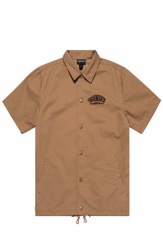 Myers Short Sleeve Woven Jacket