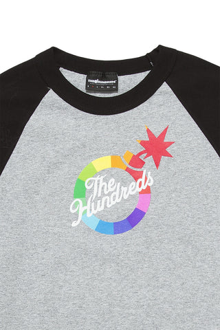 United By Color Raglan