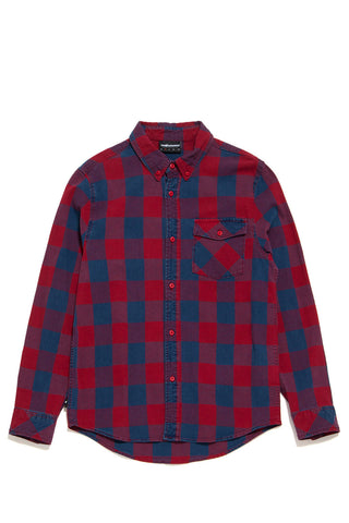 Ridge Button-Up Woven Shirt