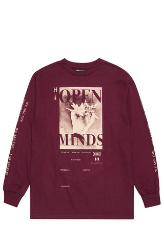 Bird Head L/S Shirt