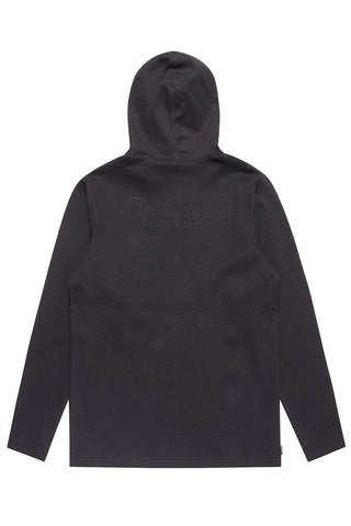 Leon L/S Hooded Shirt