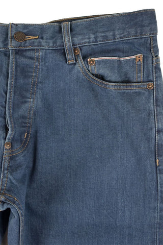 Blue Wash Denim (Skinny)