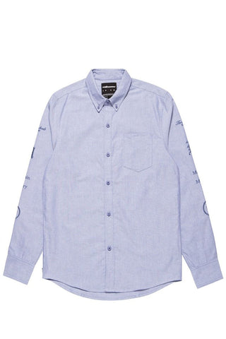 Tin Button-Up