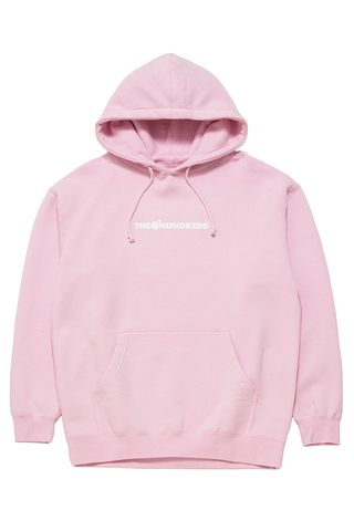 Small Bar Logo Pullover Hoodie