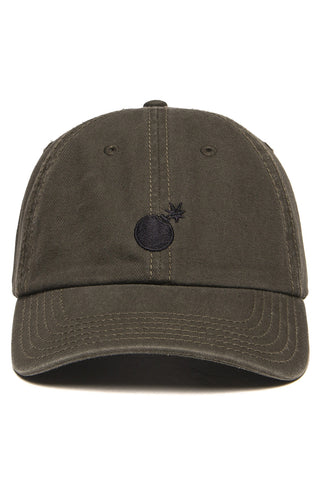 Solid Bomb Washed Dad Hat