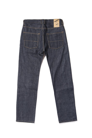 Alyasha Raw Selvedge Denim (Straight)