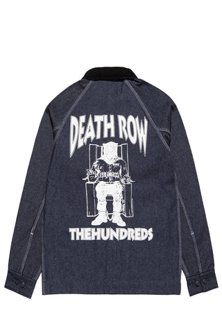 Death Row Prison Coat