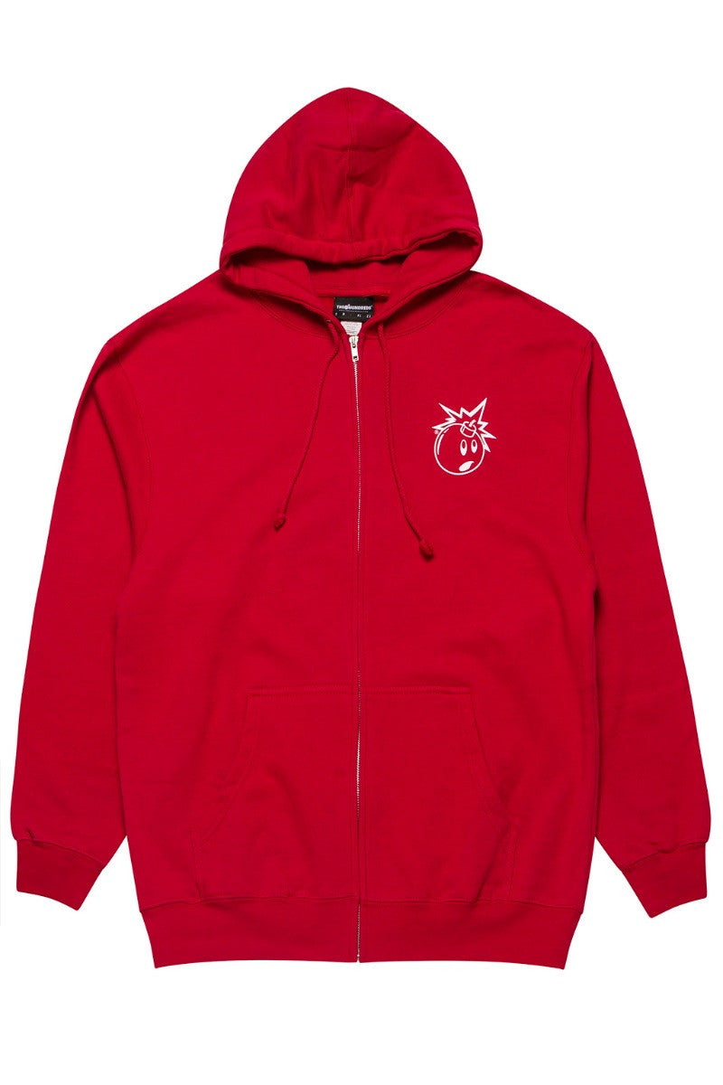 Forever Simple Adam Zip-Up Hoodie