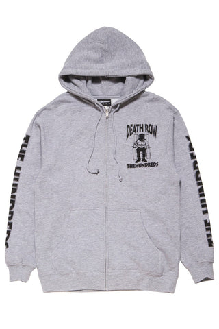 Death Row Zip-Up Hoodie