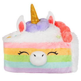 Mini Comfort Food Unicorn Cake