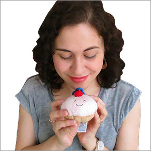 Micro Squishable Cupcake