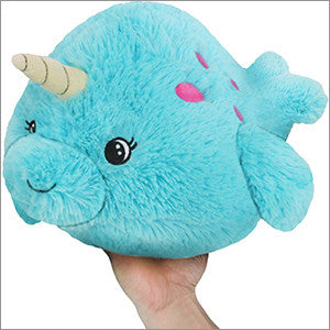 Mini Squishable Baby Narwhal