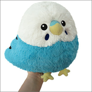 Mini Squishable Budgie