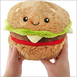 Mini Squishable Hamburger