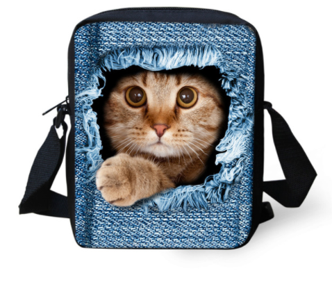 e-millennialstore Friendly WOMEN CAT BAG