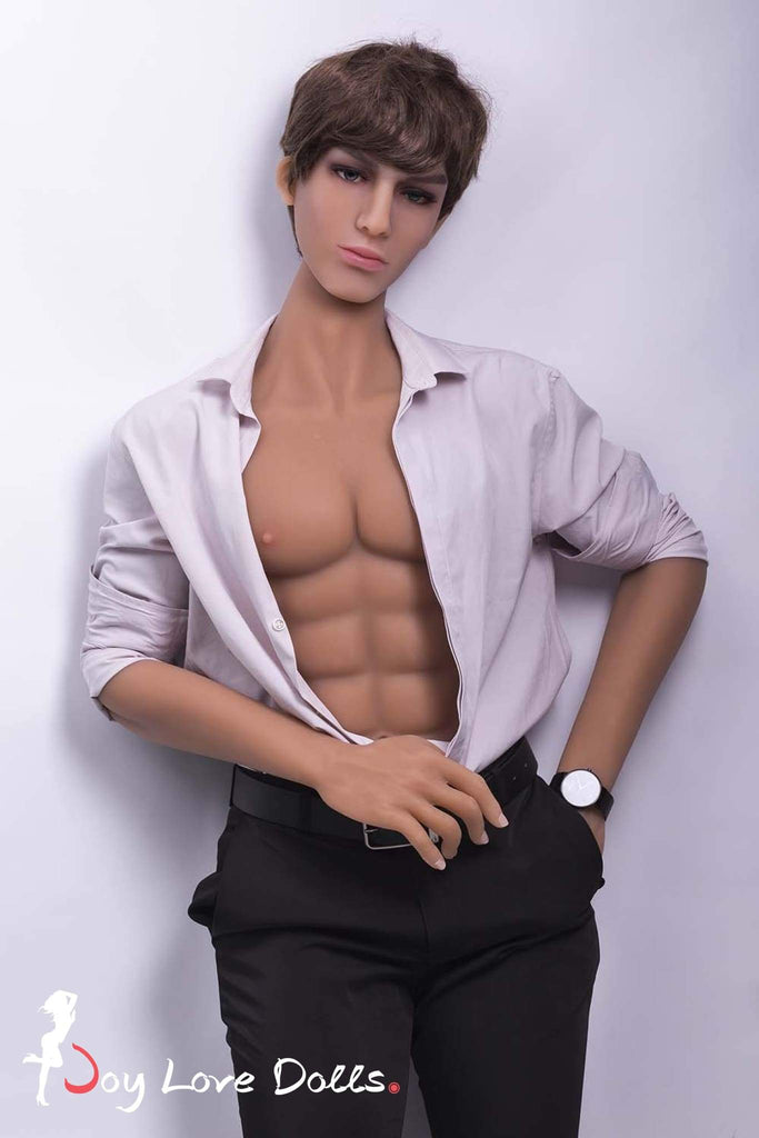 Ron 160Cm Muscular Male / Gay Sex Doll