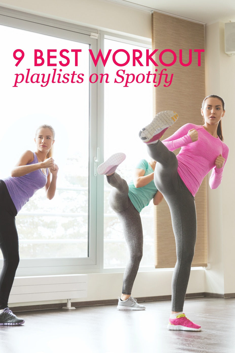 These 9 best workout playlists on Spotify will keep you motivated!