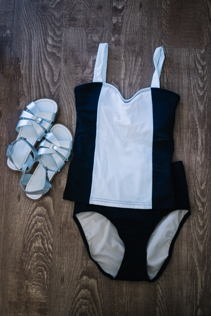 The favorite swimsuits 2018 of the Lime Ricki staff! Love these! | Modest womens swimwear | limericki.com