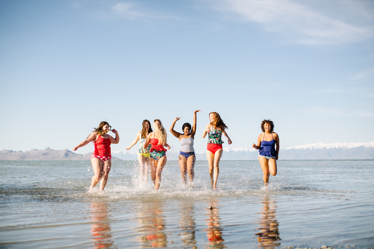 7 reasons to get in the water this summer - love! | Body positivity | Modest swimwear | limericki.com