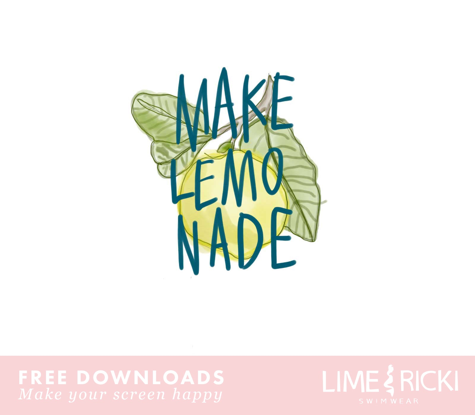 Loving these hello spring downloads! So cute for a desktop background or phone! | limericki.com