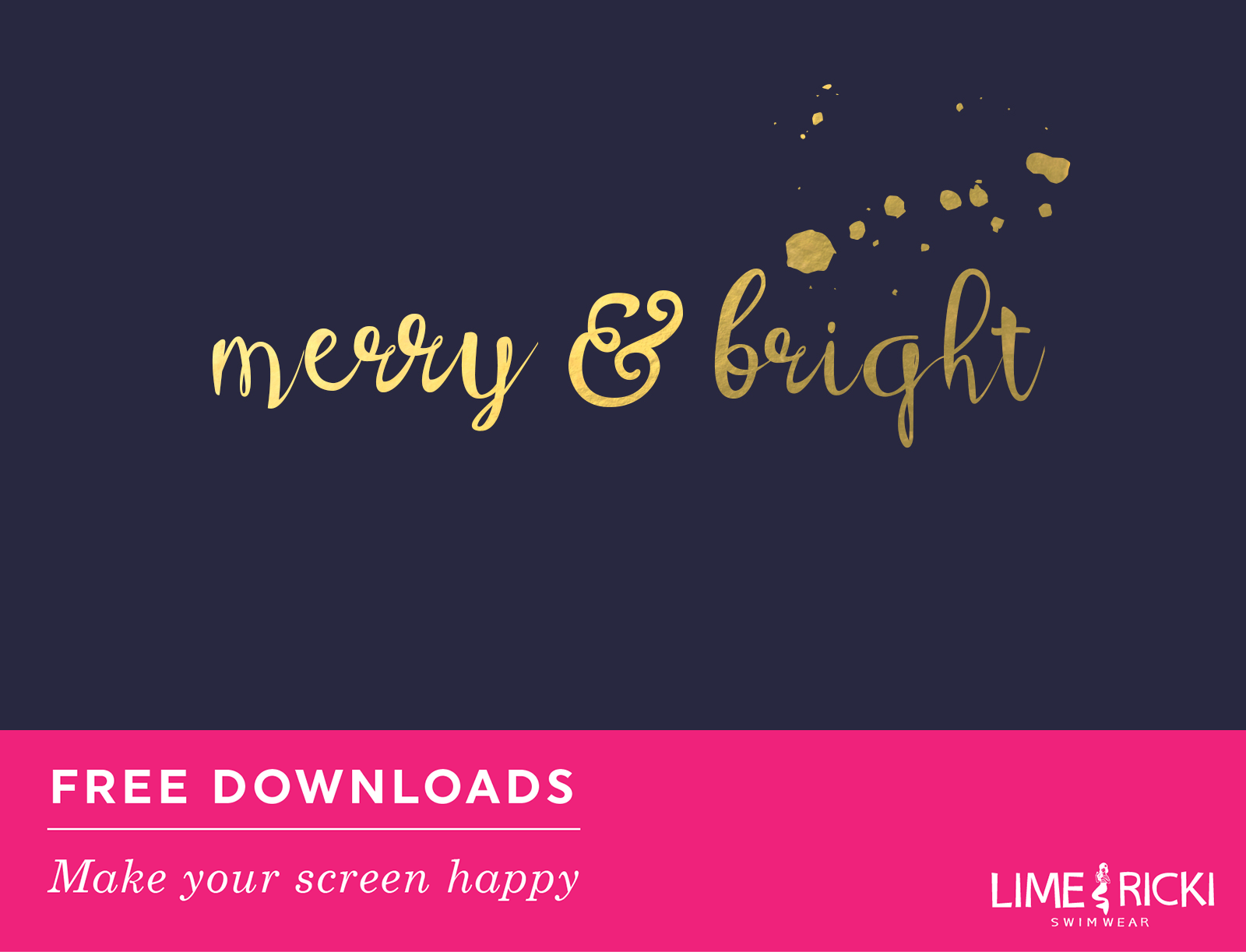 Merry and bright download