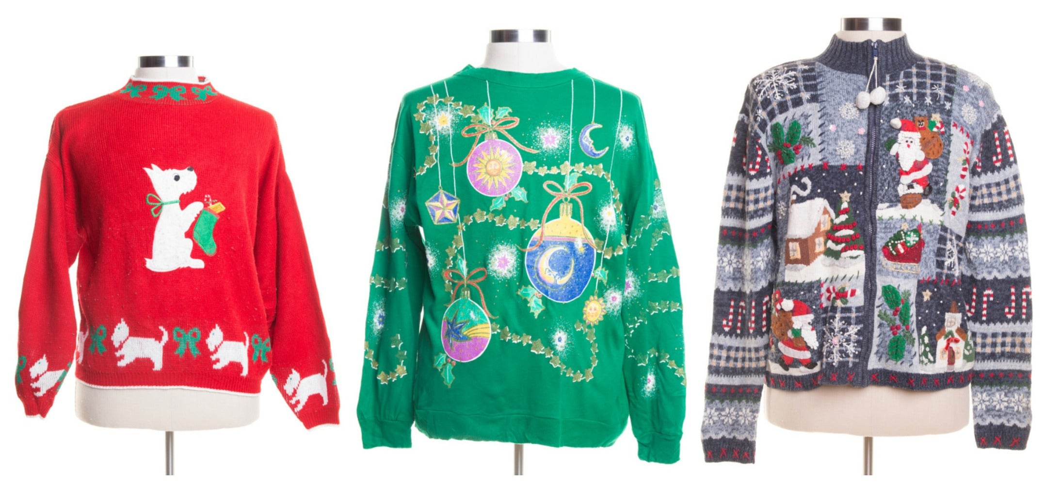 Sweater Store Ugly Christmas Sweaters