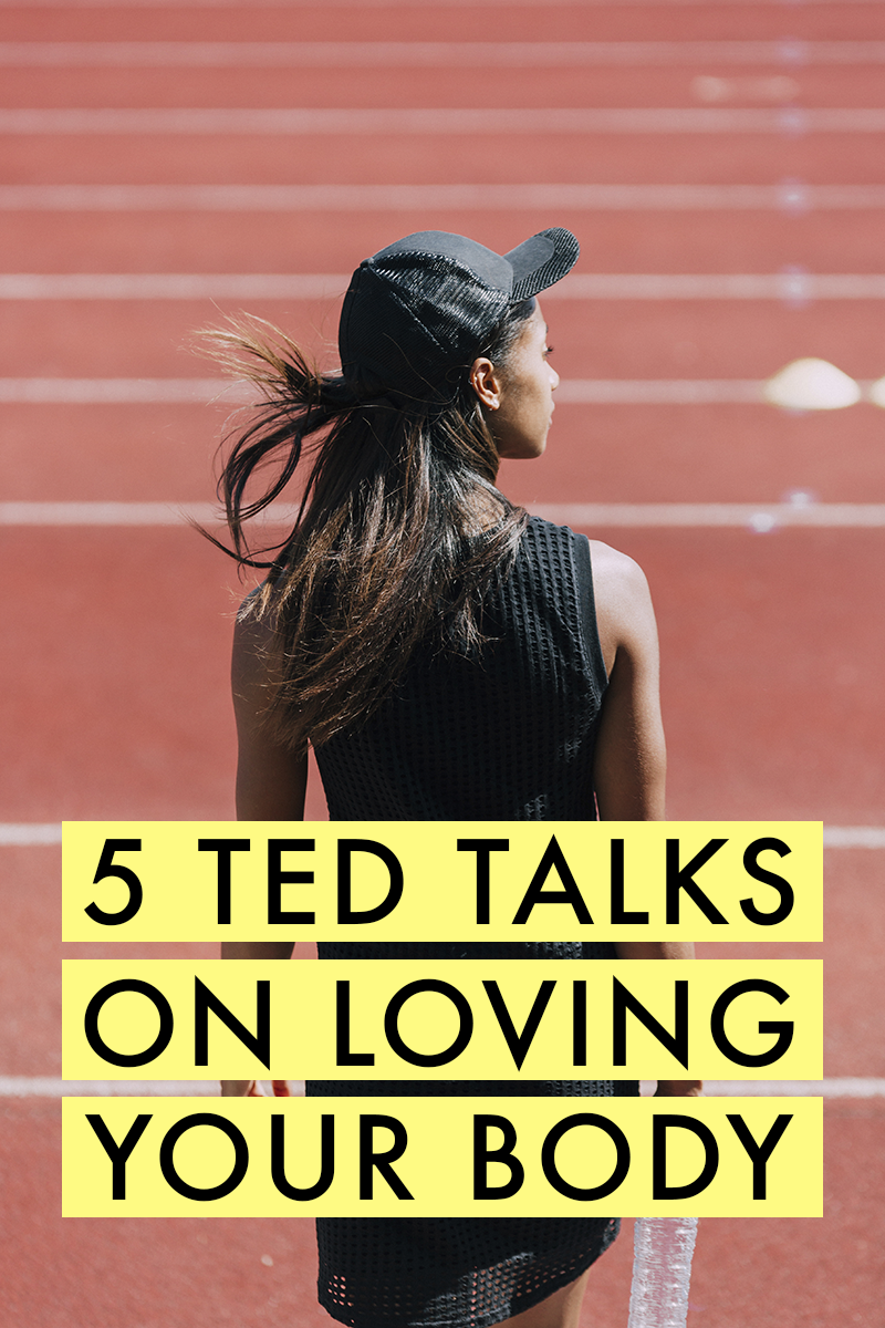5 TED talks about loving your body. Yes! | Modest swimwear | Self confidence | limericki.com