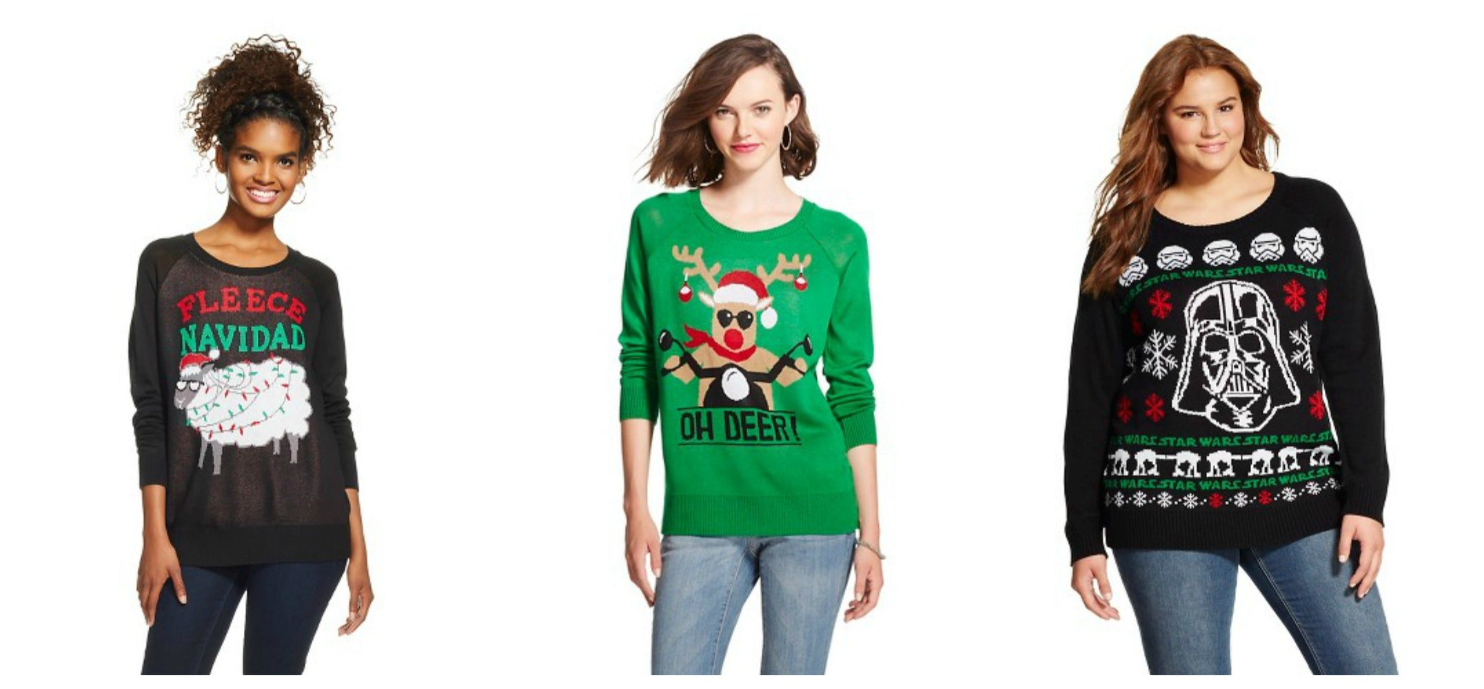 Target Ugly Christmas Sweaters