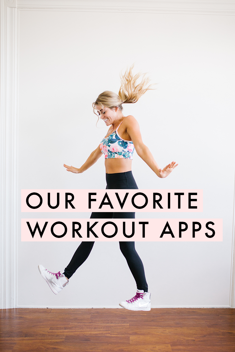 Our favorite workout apps - both free & paid! Need to try these! | Exercise tips | Lime Ricki | limericki.com