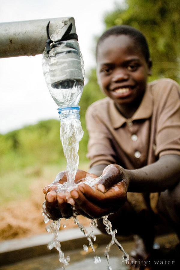 World Water Day: 5 ways to make a difference - love this! | Charity: Water | limericki.com