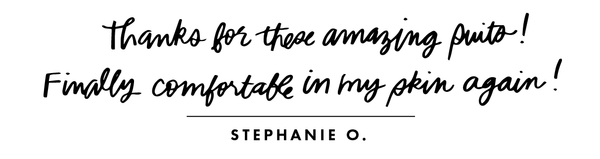 Stephanie O comment