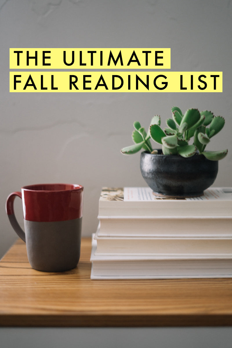 Need to read everything on this fall 2018 reading list! So many good ones! | Autumn book guide | Reading challenge | limericki.com