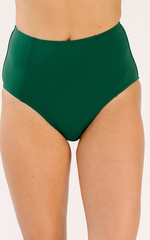 Forest High-Waist Bottom