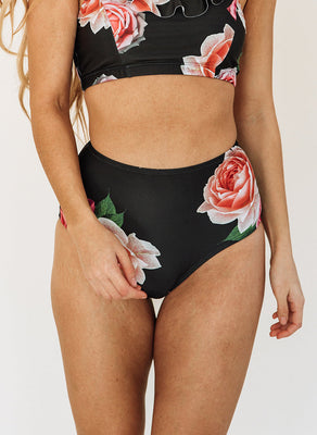 Rose High-Waist Bottom