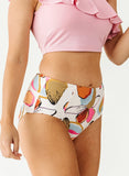 Petals High-Waist Bottom